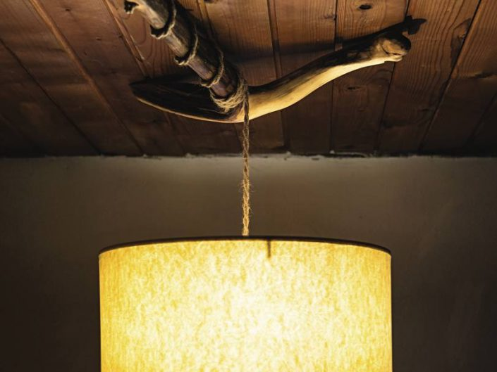 Shade lamps